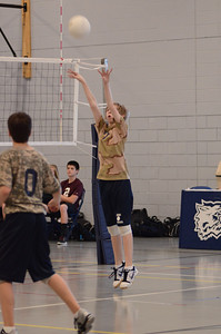 Oswego East boys volleyball(Volley for the troops) 2012 496