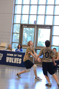 Oswego East boys volleyball(Volley for the troops) 2012 454
