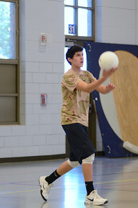 Oswego East boys volleyball(Volley for the troops) 2012 087