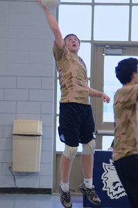 Oswego East boys volleyball(Volley for the troops) 2012 193