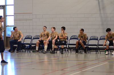 Oswego East boys volleyball(Volley for the troops) 2012 498