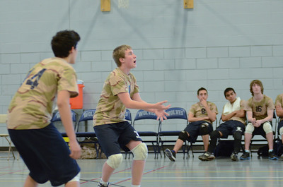 Oswego East boys volleyball(Volley for the troops) 2012 101