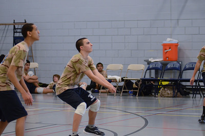 Oswego East boys volleyball(Volley for the troops) 2012 182