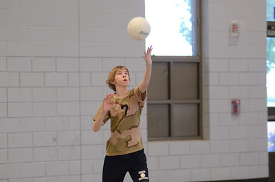 Oswego East boys volleyball(Volley for the troops) 2012 196