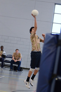 Oswego East boys volleyball(Volley for the troops) 2012 186