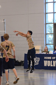 Oswego East boys volleyball(Volley for the troops) 2012 476