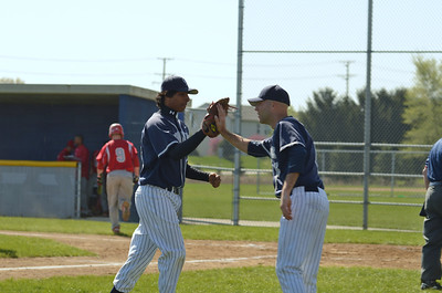 Oswego East boys Fresh  baseball 2012 013