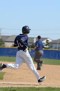 Oswego East boys Fresh  baseball 2012 028