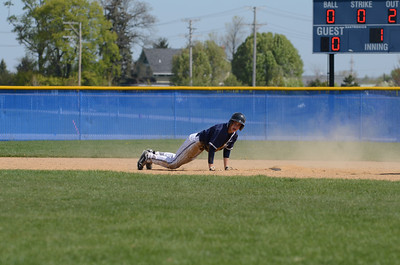 Oswego East boys Fresh  baseball 2012 050