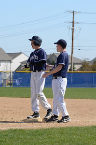Oswego East boys Fresh  baseball 2012 030