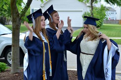 Oswego East Graduating class of 2012 089