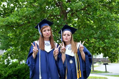 Oswego East Graduating class of 2012 086