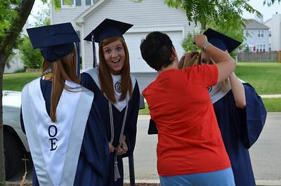 Oswego East Graduating class of 2012 092
