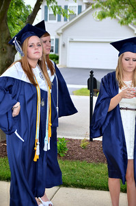 Oswego East Graduating class of 2012 088