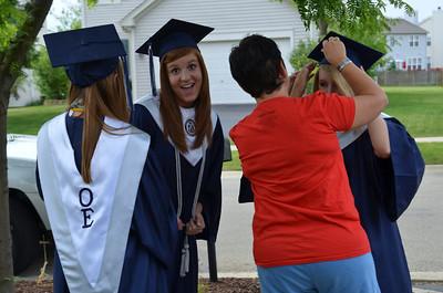 Oswego East Graduating class of 2012 093