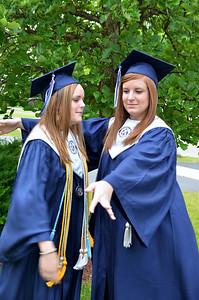 Oswego East Graduating class of 2012 077