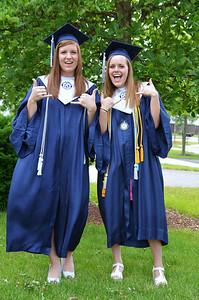 Oswego East Graduating class of 2012 085