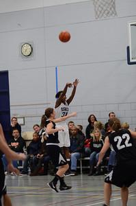 OE girls basketball Vs Kaneland 172