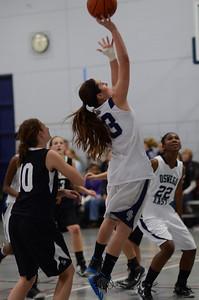 OE girls basketball Vs Kaneland 150