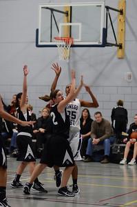 OE girls basketball Vs Kaneland 171