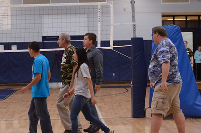 Oswego East boys volleyball(Volley for the troops) 2012 335