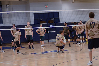 Oswego East boys volleyball(Volley for the troops) 2012 323
