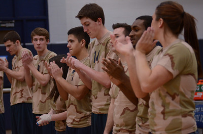 Oswego East boys volleyball(Volley for the troops) 2012 352