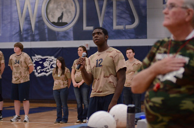 Oswego East boys volleyball(Volley for the troops) 2012 344