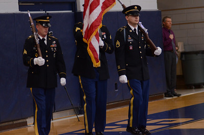 Oswego East boys volleyball(Volley for the troops) 2012 340