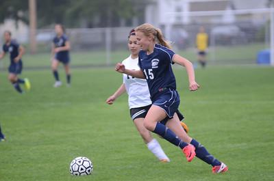 Oswego East Varsity Girls Soccer Vs East Aurora 2012 029