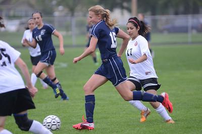 Oswego East Varsity Girls Soccer Vs East Aurora 2012 031