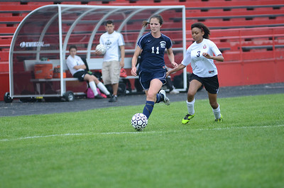 Oswego East Varsity Girls Soccer Vs East Aurora 2012 122