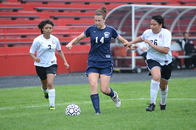 Oswego East Varsity Girls Soccer Vs East Aurora 2012 112