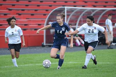 Oswego East Varsity Girls Soccer Vs East Aurora 2012 111