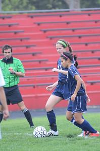 Oswego East Varsity Girls Soccer Vs East Aurora 2012 006