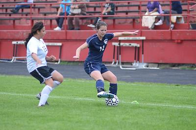 Oswego East Varsity Girls Soccer Vs East Aurora 2012 103