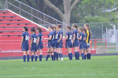 Oswego East Varsity Girls Soccer Vs East Aurora 2012 001