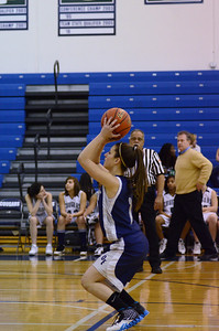 OE girls basketball Vs Plainfield So  2012 012