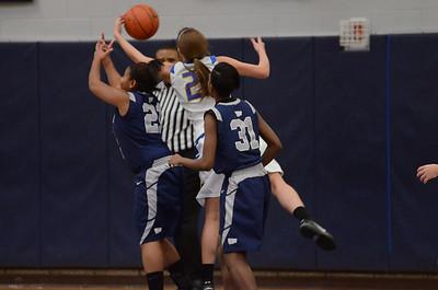 OE Varsity girls basketball tourament Vs ACC 114