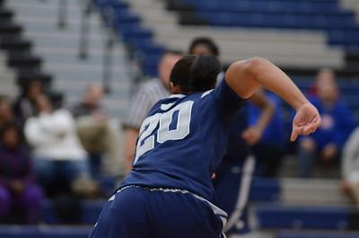 OE Varsity girls basketball tourament Vs ACC 254