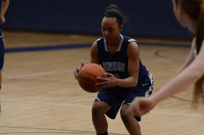 OE Varsity girls basketball tourament Vs ACC 365
