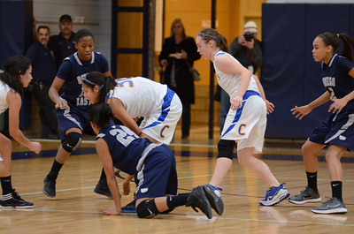 OE Varsity girls basketball tourament Vs ACC 008