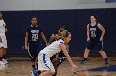 OE Varsity girls basketball tourament Vs ACC 376