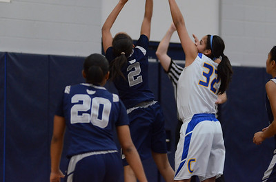 OE Varsity girls basketball tourament Vs ACC 308