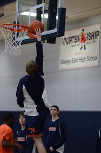 Oswego East basketball Vs Oswego 2012 389