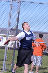 Oswego East Boys track and field vs Oswego 2012 013