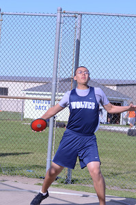 Oswego East Boys track and field vs Oswego 2012 022
