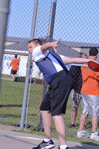 Oswego East Boys track and field vs Oswego 2012 010