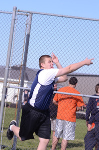 Oswego East Boys track and field vs Oswego 2012 014