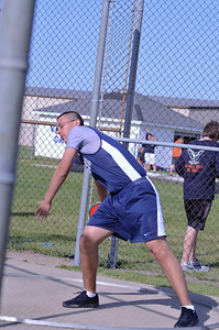 Oswego East Boys track and field vs Oswego 2012 016